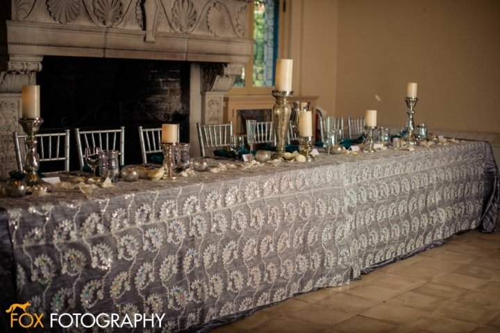Silver Chiavari Chairs for Rent in Jacksonville